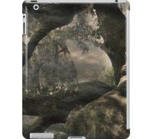 Sketchy Tree iPad Case/Skin