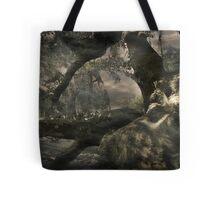 Sketchy Tree Tote Bag