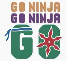 Go Ninja GO Baby Tee