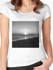 BEACH DAYS VII Women's Fitted Scoop T-Shirt