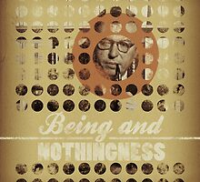 Being and Nothingness (Sartre) by taudalpoi
