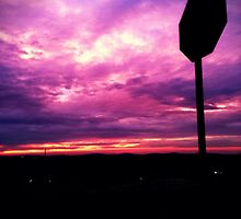 Stop and Watch the Sun Set by UnChienAndalou