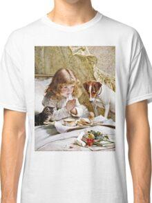 Charles Burton Barber - Suspense  Classic T-Shirt
