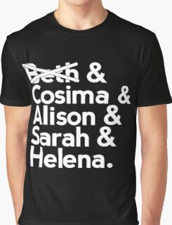 Clone Club Graphic T-Shirt