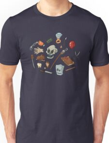 The Curse of Monkey Island Inventory (Special Edition) Unisex T-Shirt