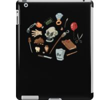 The Curse of Monkey Island Inventory (Special Edition) iPad Case/Skin
