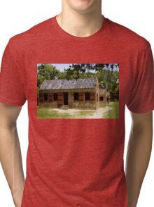 Plantation Sheds Tri-blend T-Shirt