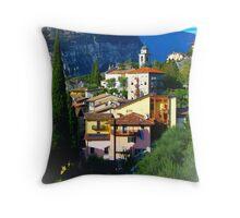 Torbole / Trentino / Italy (north) ~1~ Throw Pillow