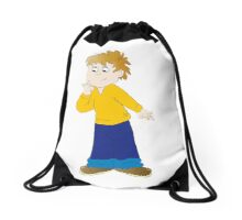 Boy Drawstring Bag
