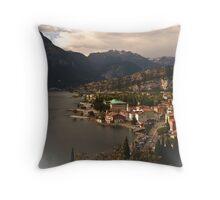Torbole / Trentino / Italy (north) ~2~ Throw Pillow