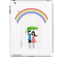 Rain Lover iPad Case/Skin