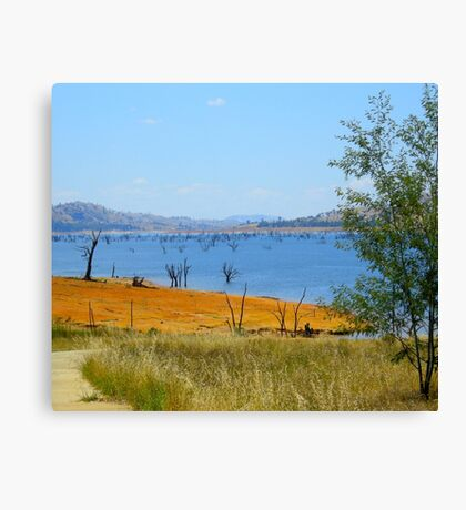 Lake Hume Canvas Print