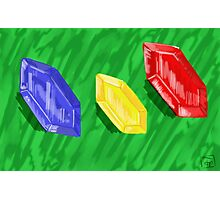 Gem Collection Photographic Print