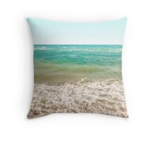 BEACH DAYS VIII Throw Pillow