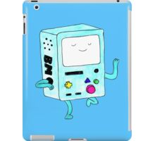 Watercolour BMO. iPad Case/Skin