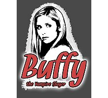Buffy Summers: One Girl in All the World Photographic Print