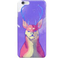 Celestial Stag iPhone Case/Skin