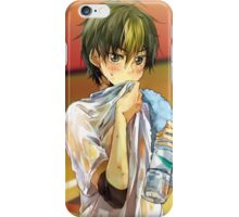 Haikyuu!! Wet-hair Noya iPhone Case/Skin