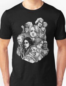 Witcher Wild Hunt Unisex T-Shirt