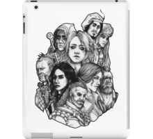 Witcher Wild Hunt iPad Case/Skin