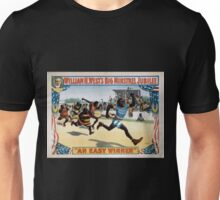 Performing Arts Posters William H Wests Big Minstrel Jubilee 1780 Unisex T-Shirt