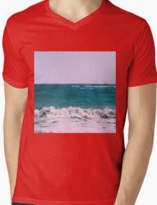 BEACH DAYS X Mens V-Neck T-Shirt