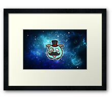space sir poro Framed Print