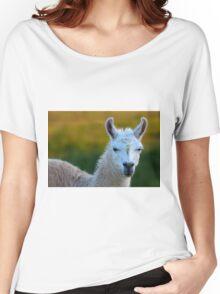 Lama  Women's Relaxed Fit T-Shirt