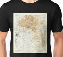 USGS TOPO Map Arizona AZ Tucson 315411 1905 125000 Unisex T-Shirt