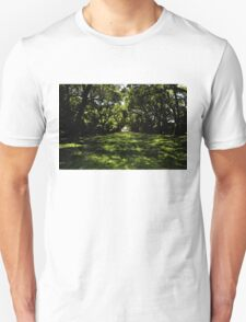 Shadows and Trees Unisex T-Shirt