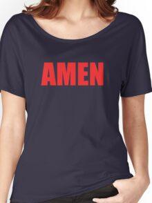 Amen Women's Relaxed Fit T-Shirt