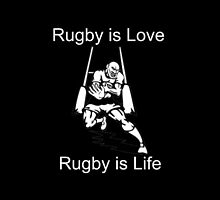 Rugby is Love... Rugby is Life by ahhksmezz