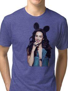 Megan Mouse ;) Tri-blend T-Shirt