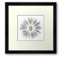 Repel Max Saved My Day Framed Print