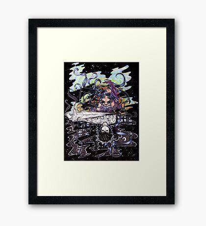 Fantasy or Reality?  Framed Print
