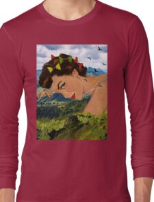 Peaceful time Long Sleeve T-Shirt