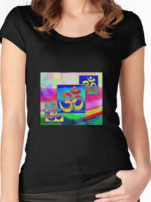 OM 24 Women's Fitted Scoop T-Shirt