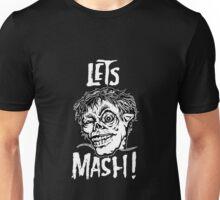 Let's Mash, Zombie! Unisex T-Shirt