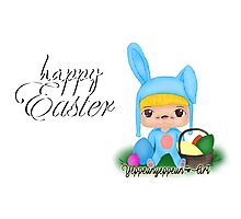 Happy Easter [Party Project] - Original (b) Photographic Print