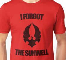 Remember the Sunwell Unisex T-Shirt
