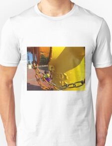 Brickography - Fire Hydrant Unisex T-Shirt