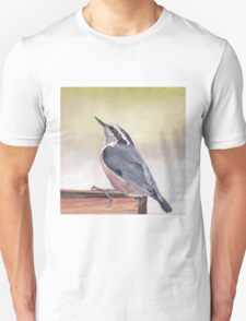 Red Breasted Nuthatch T-Shirt