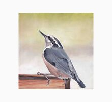 Red Breasted Nuthatch Unisex T-Shirt