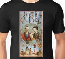 Performing Arts Posters Royal Japanese Troupe 1838 Unisex T-Shirt