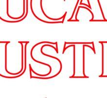 Mike & Lucas & Dustin & Eleven & Will Sticker