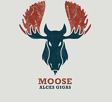 Alaskan Moose - Alces Gigas Unisex T-Shirt