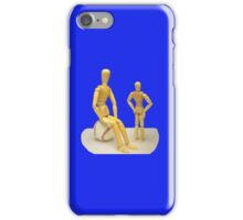 The Baseball Fanatic iPhone Case/Skin