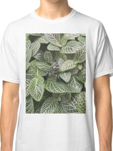 Brickography - Leaves Classic T-Shirt