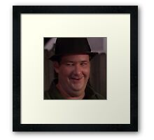 Kevin Malone is dench Framed Print
