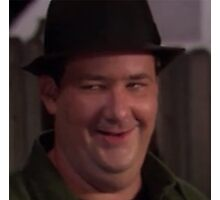 Kevin Malone is dench Photographic Print